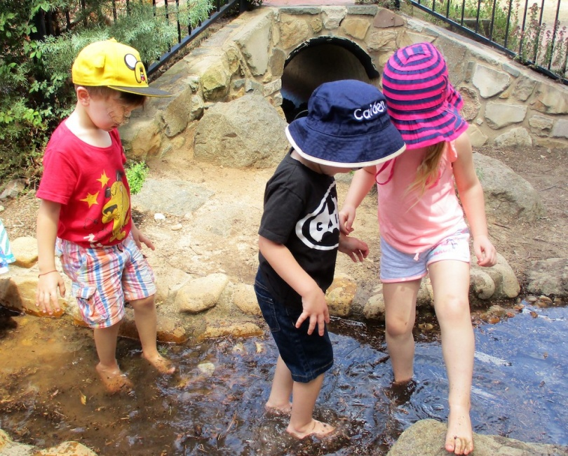 Outdoor Water play 005